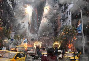 Doctor Strange en Nueva York, Avengers: Infinity War
