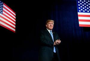 Donald Trump, presidente Estados Unidos