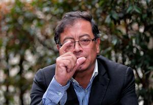 Gustavo Petro, ex candidato presidencial