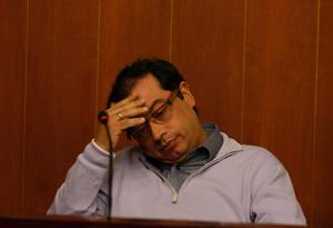 El senador Gustavo Petro fue criticado por algunos sectores.