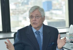 Jorge Humberto Botero, presidente de Fasecolda