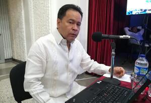 Gobernador de Norte de Santander,William Villamizar, en entrevista con RCN Radio Cúcuta.