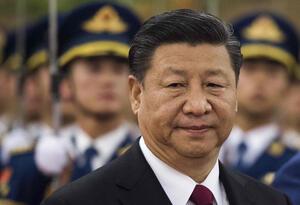 Xi Jiping, presidente de China