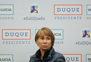 Ministra de Trabajo,Alicia Arango