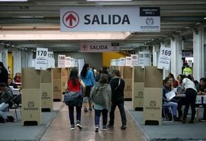 Colombia acudió a las urnas para decidir sobre la consulta anticorrupción