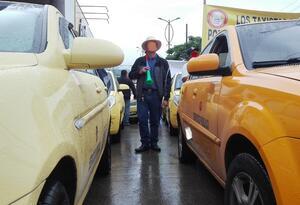Taxistas Pereira