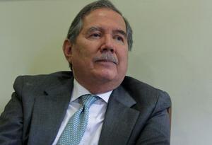 Guillermo Botero, ministro de Defensa.