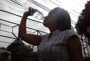 Fuerte temperatura puede causar problemas de salud en Santa Marta