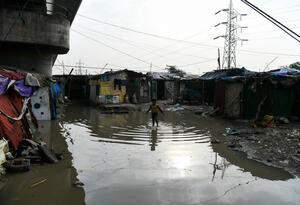 India inundaciones