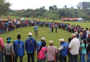 Indígenas Nasa del Cauca