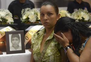 Masacres en Colombia