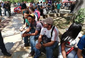 A los venezolanos les ofrecen transporte ilegal a cambio de dinero