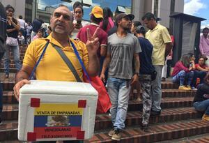 Venezolanos en Armenia piden ayudas en servicios de salud