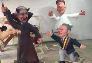 Estas son las imágenes del senador Álvaro Uribe y el presidente Iván Duque´