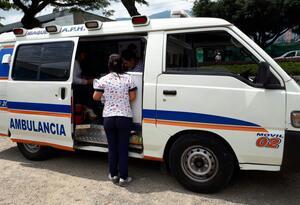 Rechazó generó inmovilización de ambulancia en Ibagué