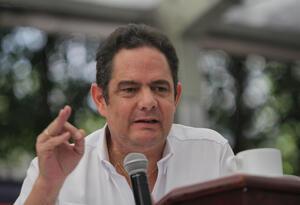 Germán Vargas Lleras presentó varias propuestas para combatir la corrupción