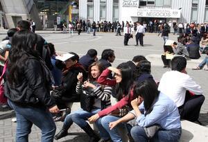 Desempleo jóvenes