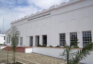 Universidad Distrital de Bogotá