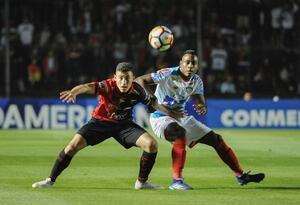 Junior vs Colón de Argentina en los octavos de la Copa Sudamericana