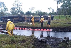 Ecopetrol confirmó atentado contra el oleoducto Caño Limón Coveñas en Boyacá