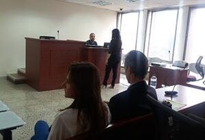 Audiencia contra directivos de CDO.