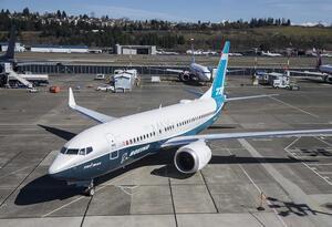 Avión Boeing 737 MAX 7