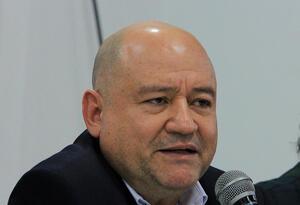 Carlos Antonio Lozada, vocero del partido Farc