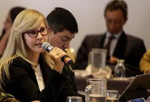 Dilian Francisca Toro, gobernadora de Valle del Cauca.