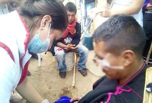 Indígena Cauca