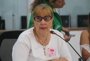 Concejal Sonia Navas