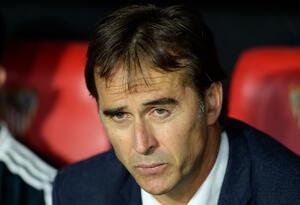 Julen Lopetegui podría ser despedido del Real Madrid a finales de octubre
