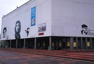 Auditorio León de Greiff - Plaza Che, Universidad Nacional
