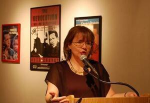 Carol Delgado Arria, embajadora de Venezuela en Ecuador