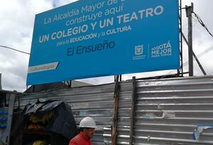 Obras Colegio El Ensueño