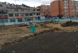 Obras Avenida Rincón