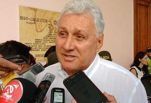 César Rojas alcalde de la ciudad de Cúcuta