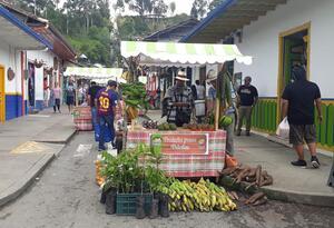 Mercado Agroecológico de Salento