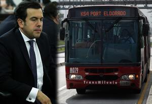 Rodrigo Lara habla sobre Transmilenio