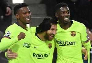 Barcelona venció a PSV