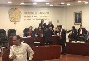 Marcos Calarcá en Comisión Primera de Cámara