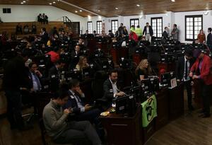 Desde el Concejo de Bogotá hay diferentes miradas a la situación de la capital a 100 días del gobierno de Duque.