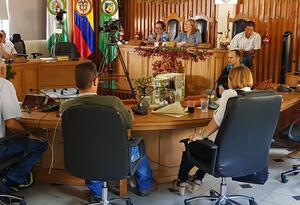 Concejo de Ciudad Bolívar