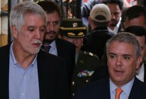 Enrique Peñalosa e Iván Duque han coincidido en varios puntos sobre la situación de Bogotá.