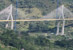 Fallas que presenta el puente en su estructura