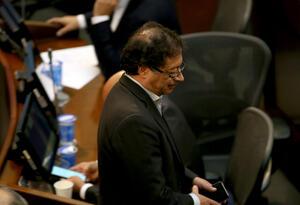 Gustavo Petro Urrego, reviviendo su vieja estrategia de las marchas contra fallos en su contra.