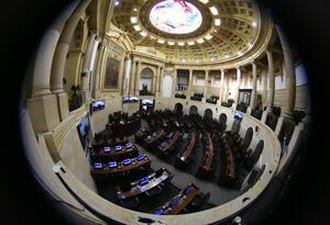 En el Congreso la ministra ha liderado varios proyectos de ley y reformas constitucionales.