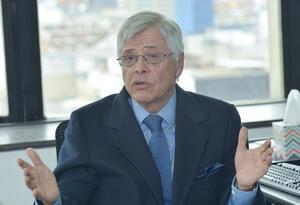 Jorge Humberto Botero, expresidente del Consejo Gremial