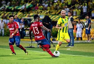 Bucaramanga vs Medellin