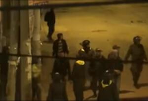 Policías infiltrados en marchas