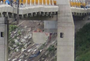 En el puente se invirtieron $100 mil millones y permite reducir a 1.2 kilómetros un punto crítico entre Curos y Málaga.